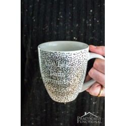 Color Your Own Coffee Mug