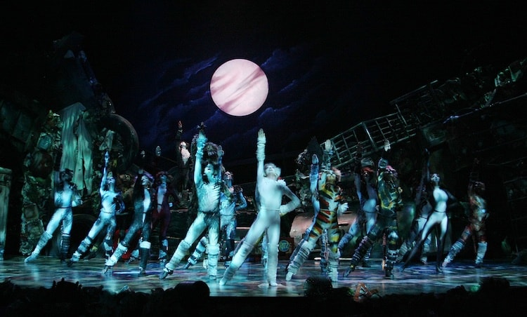 CATS the musical - Andrew Lloyd Webber