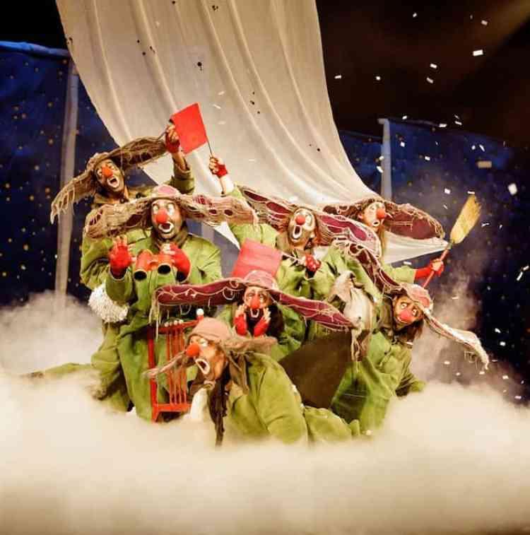 Family Arts Festival, Slava's Snow Show, Bristol Hippodrome