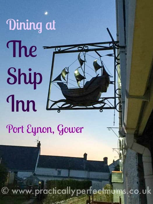Ship Inn Gower text