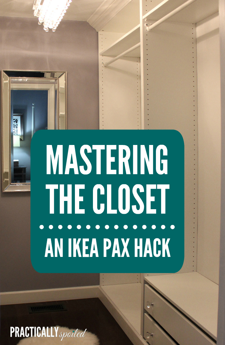 Ikea Pax Click And Collect Mastering The Closet An Ikea Pax Hack