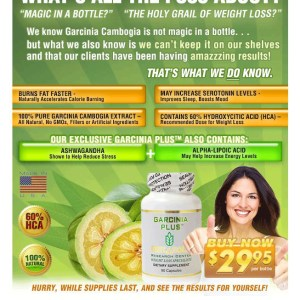 Email Campaign - Metabolic Research Center for Garcinia Plus.
