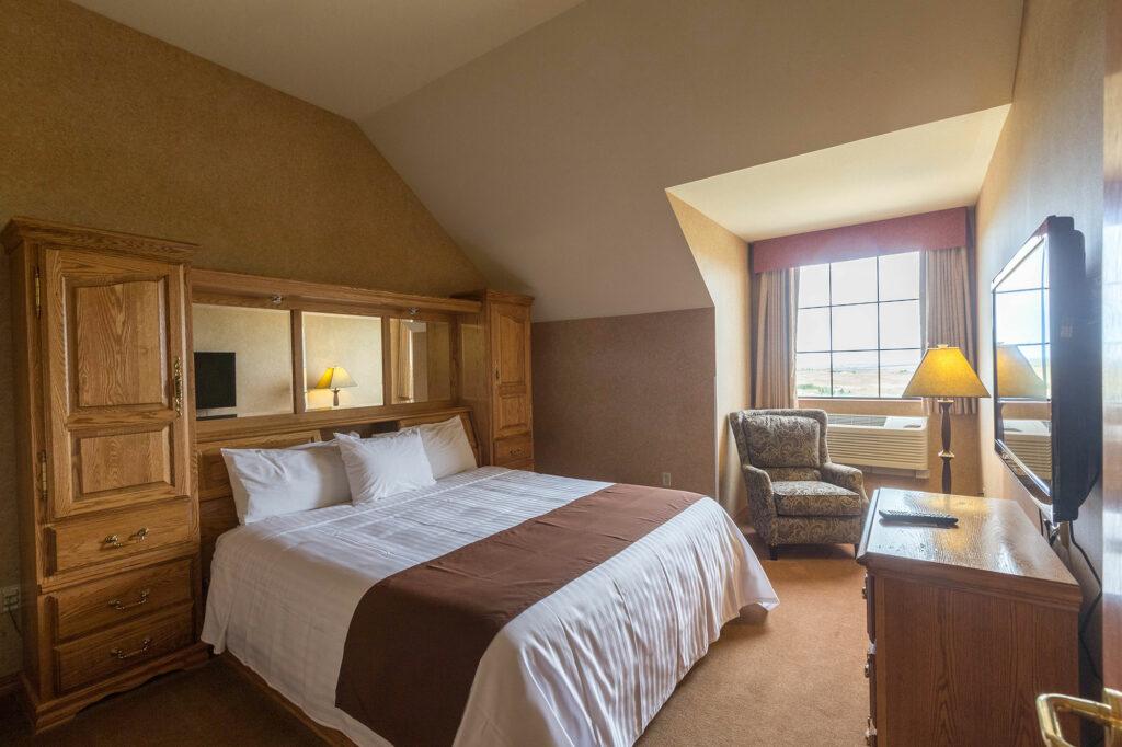 Prairie Knights Casino and Resort Luxury Suites