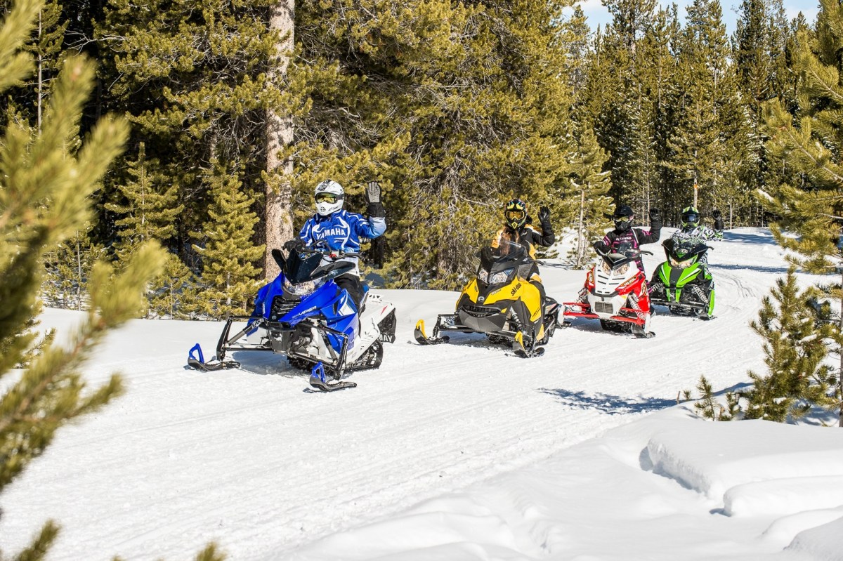 Snowmobiling How-To: Parts, Maintenance, Riding Tips, Safety and Trail Etiquette