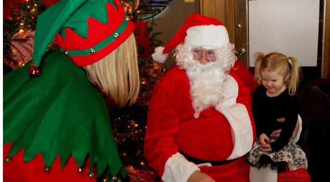 Be Good, Prairie Riders, So Santa Will Come