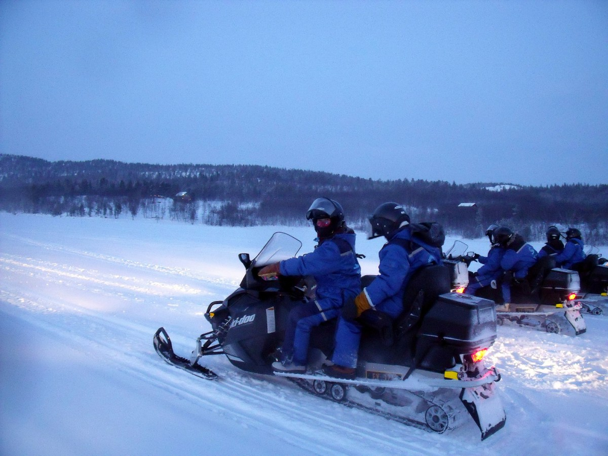 Where to Buy a Wisconsin Snowmobiling Trail Pass