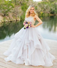 25 Whimsical Wedding Dresses for Artistic Brides - Praise ...