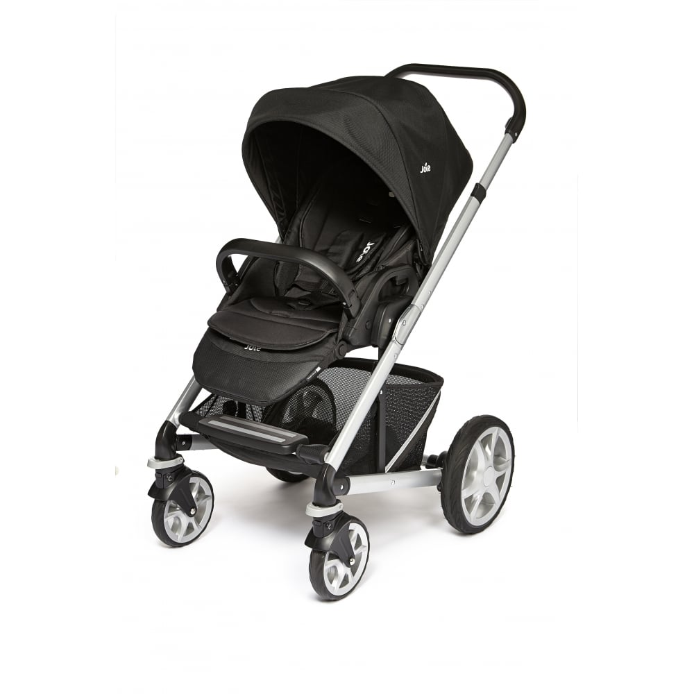 Joie Buggy Chrome Test Joie Chrome Plus