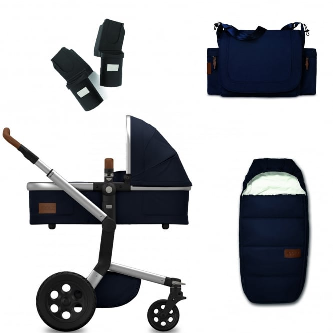 Joolz Day Earth Pram Joolz Day Earth Package Parrot Blue Free Sleeping Bag