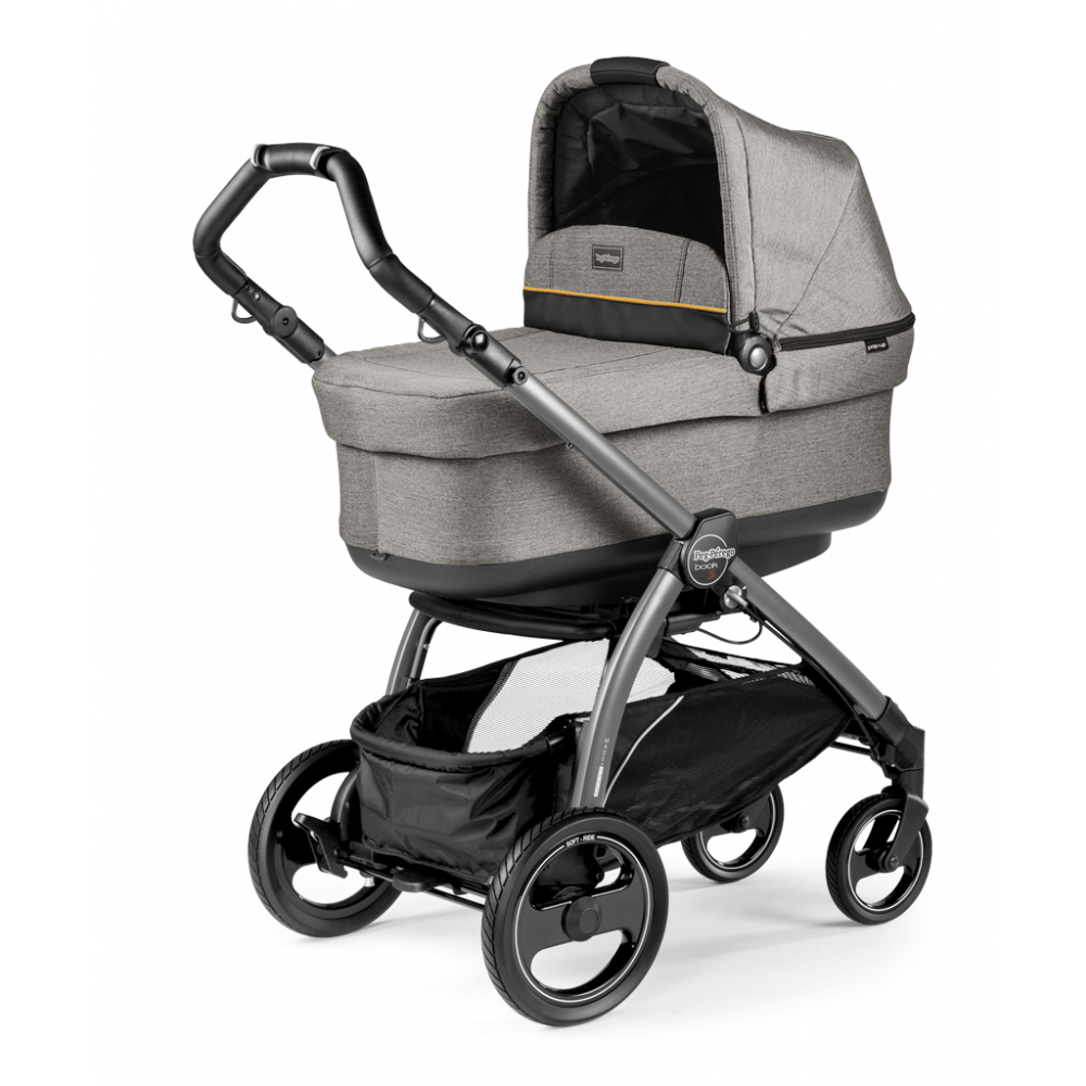 Peg Perego Book Plus 51 S Pop Up Peg Pérego Book S Pop Up 3in1 Jet Chassis Luxe Grey