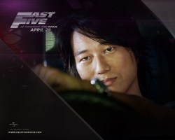 Fast Five Latest Trailer and Wallpapers » Sung Kang in Fast Five ...