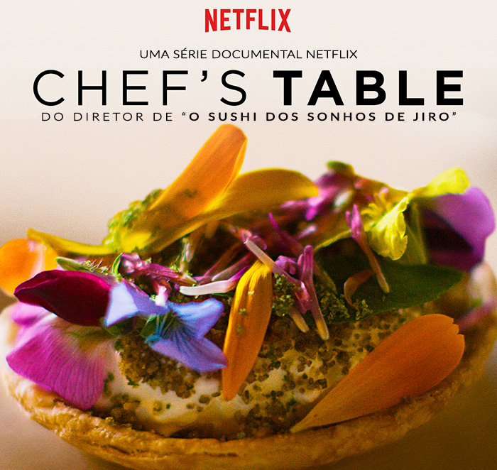 Chefs Table Temporada 4 y 5  Espa&ntildeol Disponible
