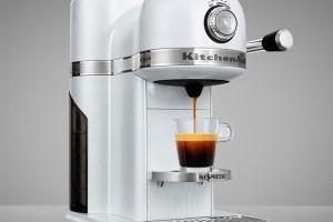 Nespresso assinada pela KitchenAid