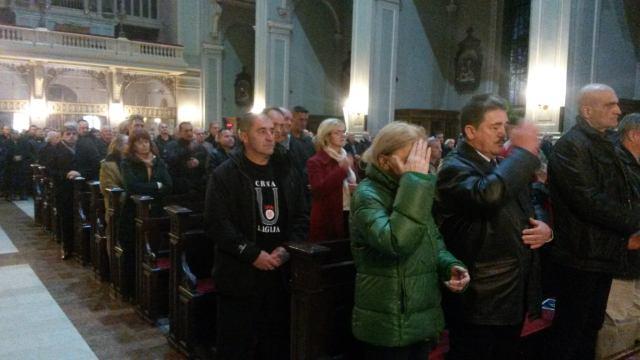 misa za pavel 2015