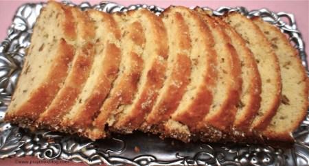 Jameson's Lemon Bread