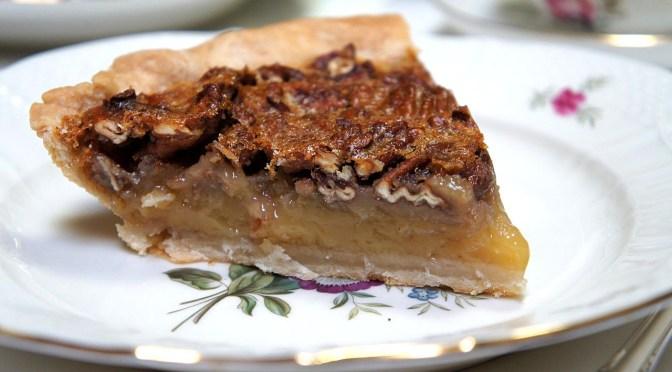 Today I Made A Pie, Caramel Pecan Pie