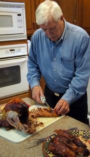 turkey carver 2