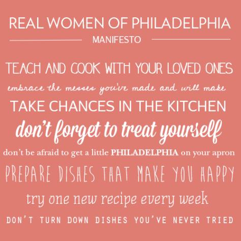 Real Women mottos