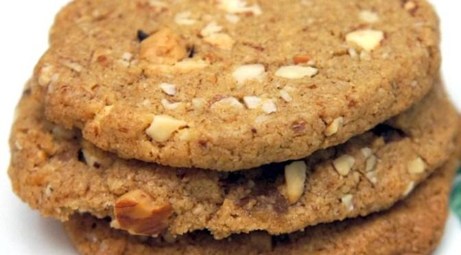 Whole-Wheat Almond Butter Sandwich Cookies
