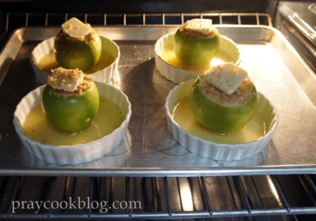 baked apples oven