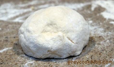 beautiful cracker dough