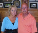 Cousin Ron and Wife Amy