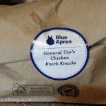 Blue apron general tso's chicken