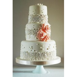 Small Crop Of Simple Wedding Cakes