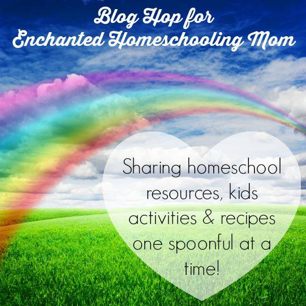 blog hop for enchanted home schooling mom