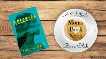 Wreckage is Mom's Book Nook Pick for August