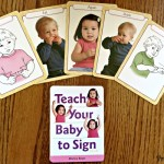 Baby Sign Cards (A Timberdoodle Review)