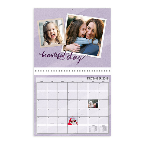 Photo Calendars Desk, Wall and Kitchen Calendars Boots Photo