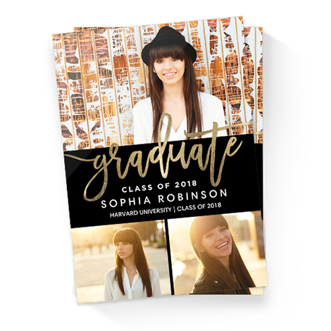 graduation announcements - Roho4senses