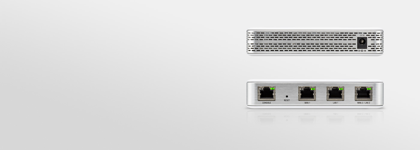 Ubiquiti Networks - UniFi® Security Gateway