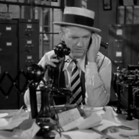 Blessed Event (1932) Review, with Lee Tracy and Dick Powell