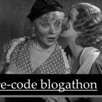 ANNOUNCING THE PRE-CODE BLOGATHON, MARCH 31st to APRIL 4th, with Shadows & Satin!