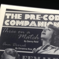 ISSUE #2 of THE PRE-CODE COMPANION now available!