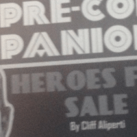 ISSUE #5 of THE PRE-CODE COMPANION now available!