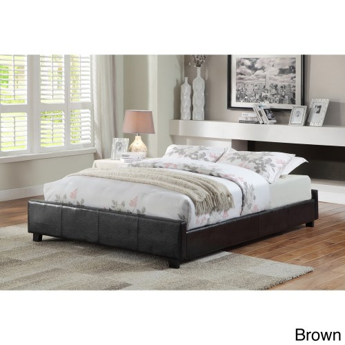 Medium Of Bed Without Headboard