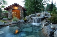 Charming Garden Waterfalls - PRE-TEND Be curious - Travel