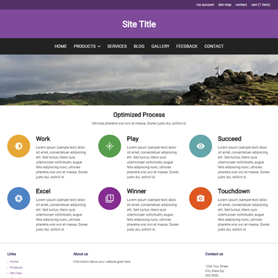 Make An Easy Website Builder - Build Your Own Website - Free Trial