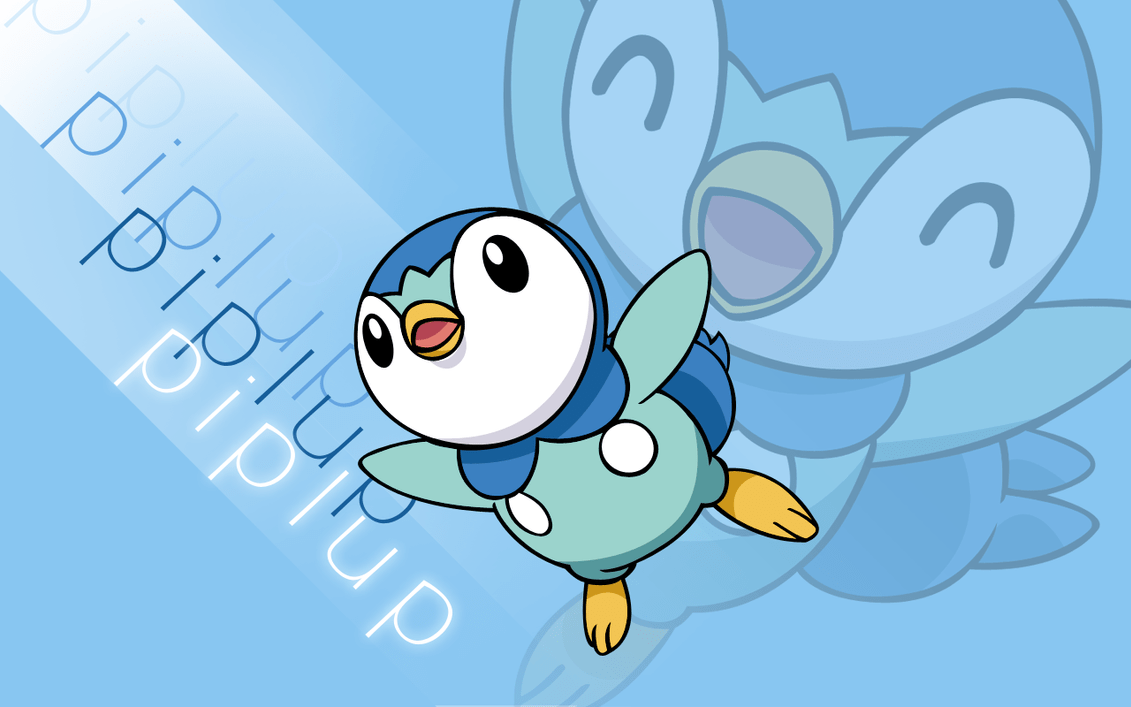 Hd Wallpaper Piplup Vector Wallpaper 2 By Theironforce On Deviantart