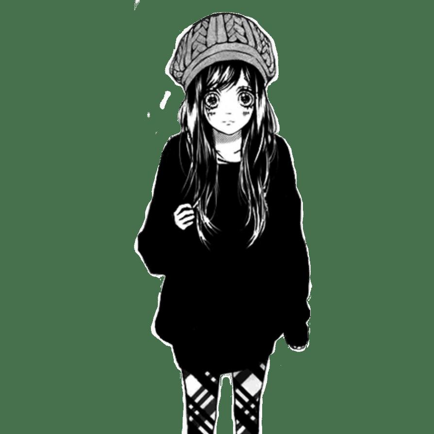 Anime Girls Headphones And Radio 1920x1080 Wallpaper Anime Girl Render 21 By Xdarkivyx On Deviantart