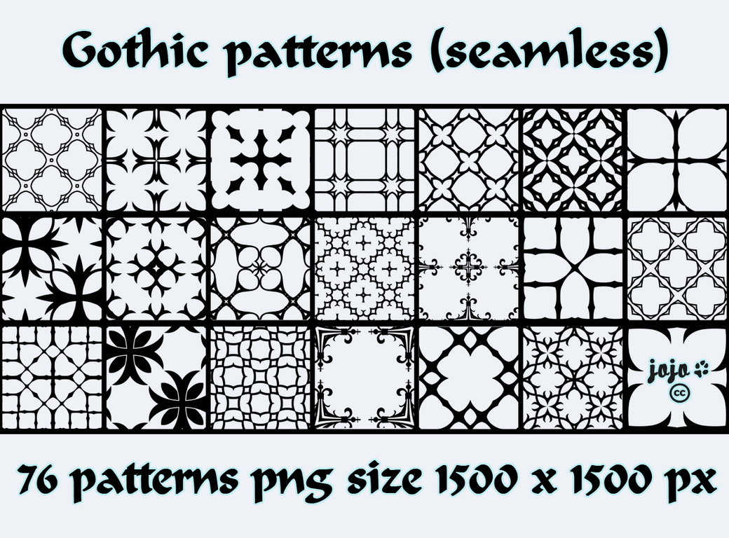 Black And White Gothic Wallpaper Gothic Patterns By Jojo Ojoj On Deviantart