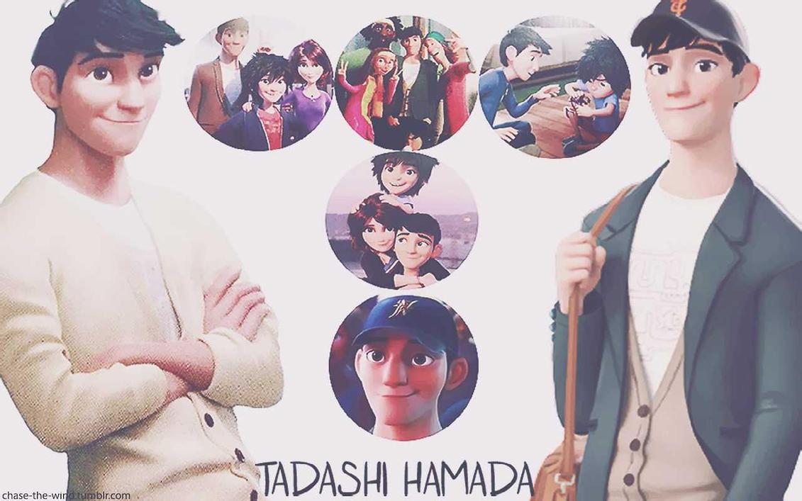 Cute Markiplier Wallpaper Real Emotion Tadashi Hamada X Reader By Nat The Alley