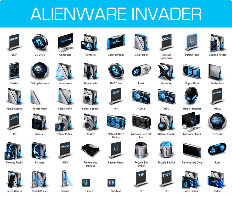 3d Holographic Wallpaper S8 Download Alienware Invader Iconpack Installer For Windows 7 By