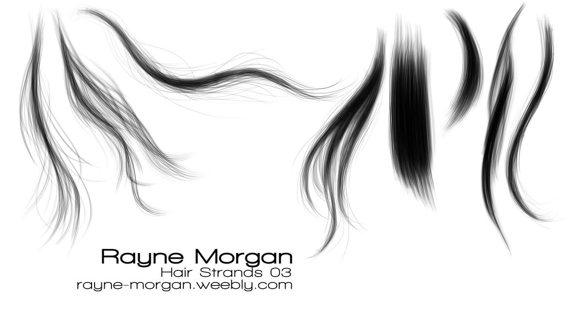 Cute Circle Wallpaper Rm Hair Strands 03 By Raynemorgan On Deviantart