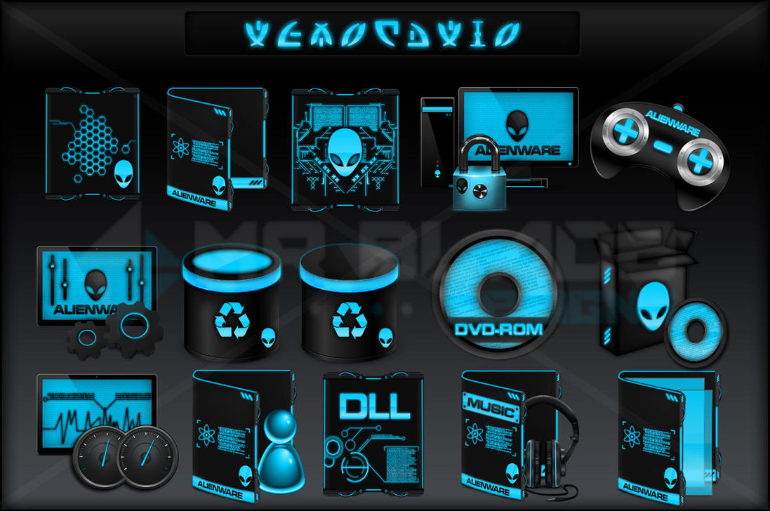 3d Holographic Wallpaper S8 Download Alienware Eclipse Icons 7tsp By Mr Blade On Deviantart