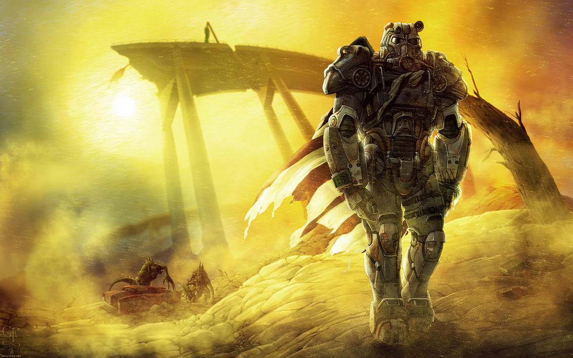 Fall Desktop Wallpaper Load Fallout Roaming The Wasteland Wallpaper Pack By