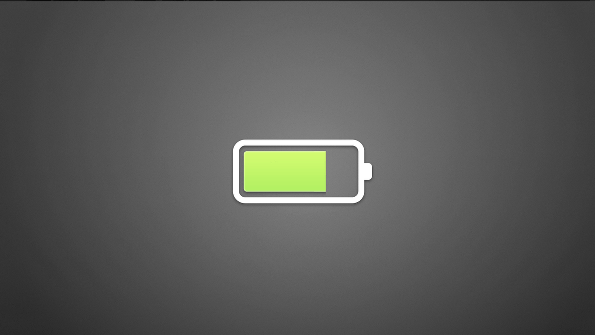 Animated Watch Wallpaper For Mobile Power Minimalistic Theme For Rainmeter By Solarphoton On